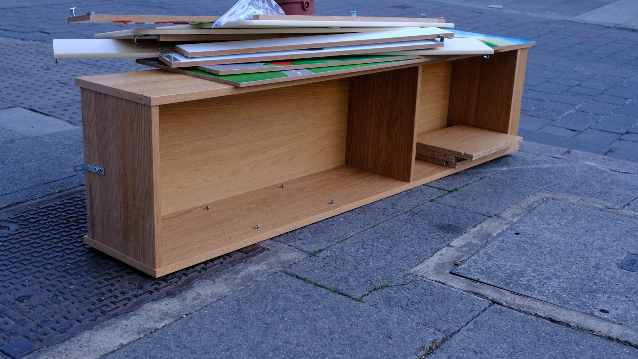 <h5>Dave Syer - Street Furniture</h5><p>																	</p>