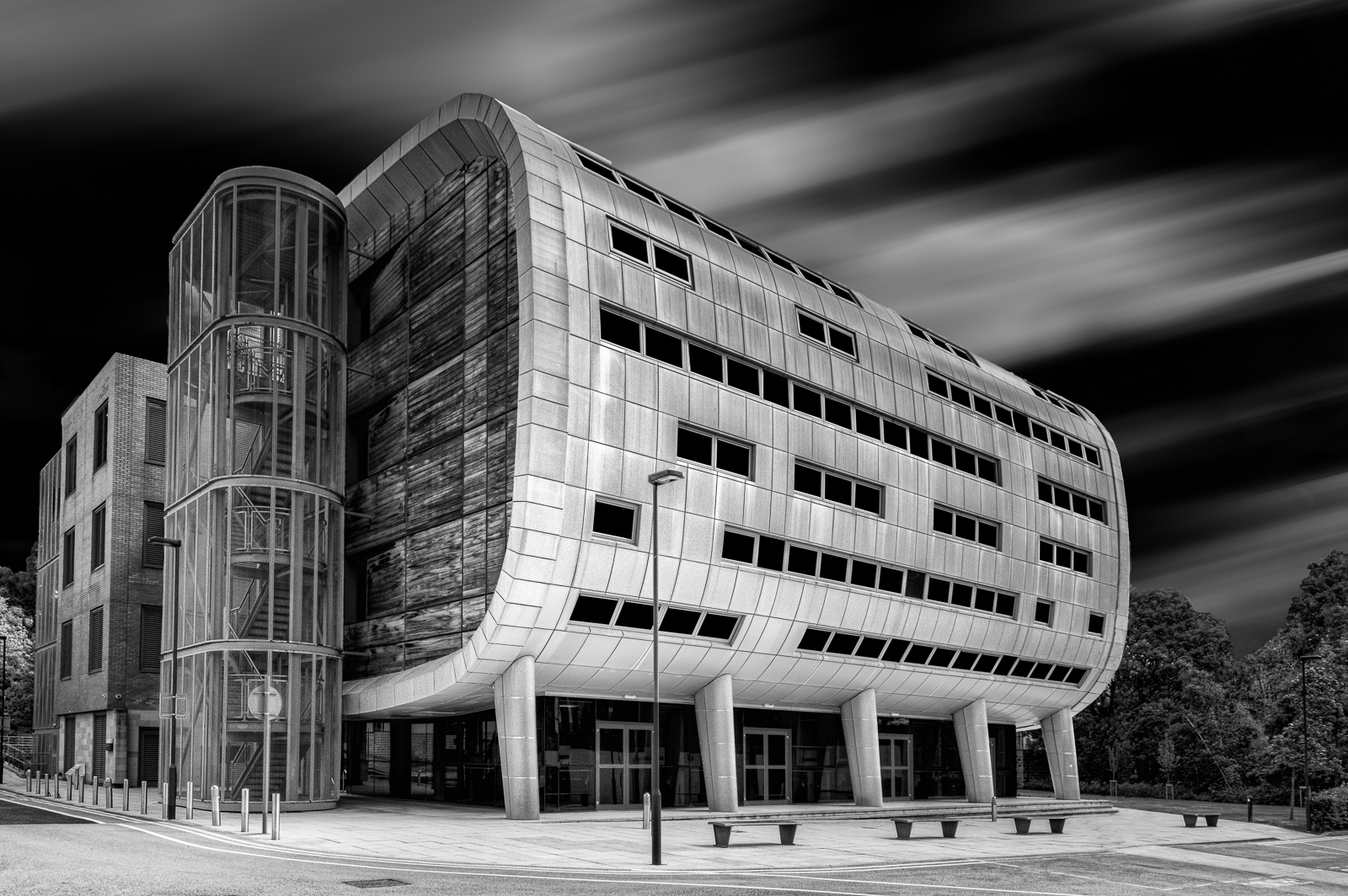 <h5>The Charles Thackrah Building Leeds University</h5><p>By Mark Seton																	</p>