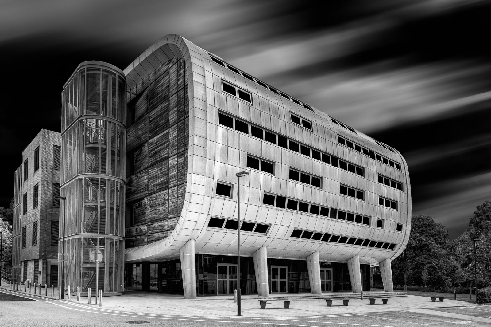 <h5>The Charles Thackrah Building Leeds University</h5><p>By Mark Seton</p>