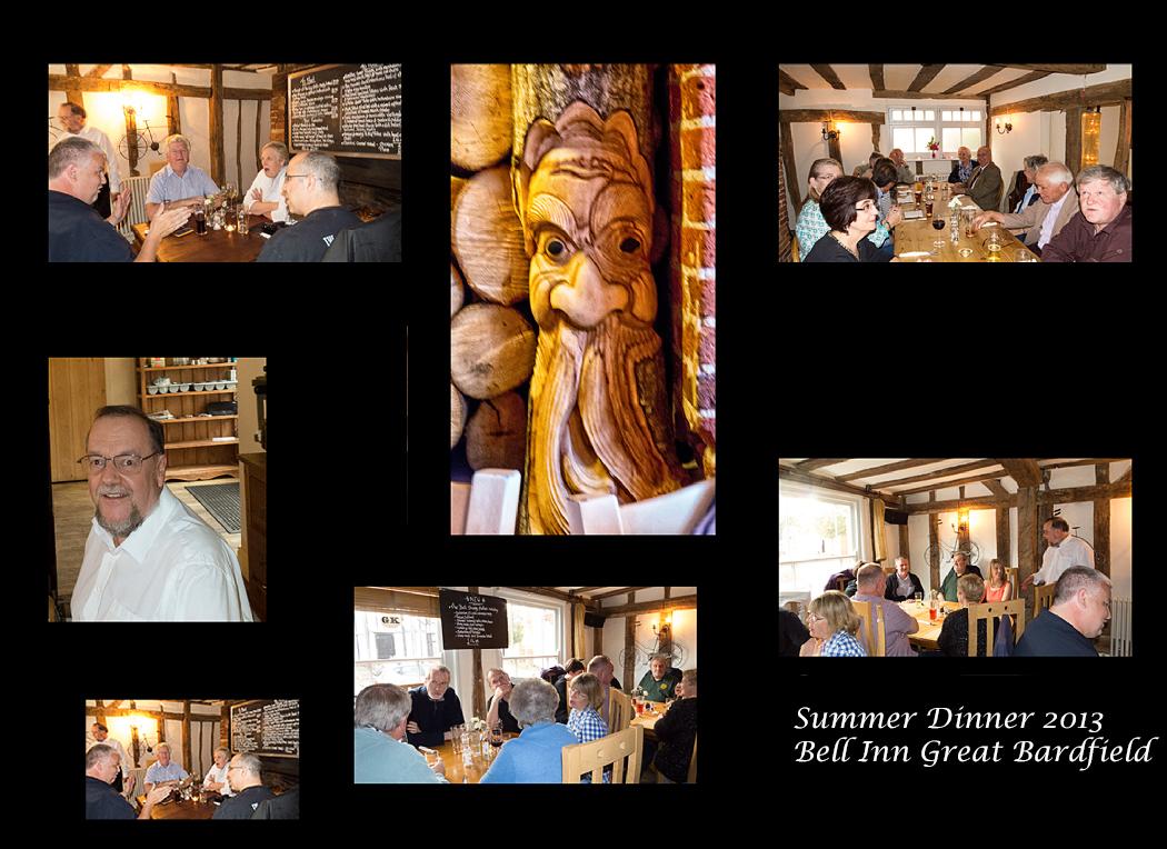 Summer Dinner 2013