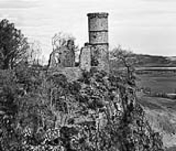 David Woods Kinnoull Tower