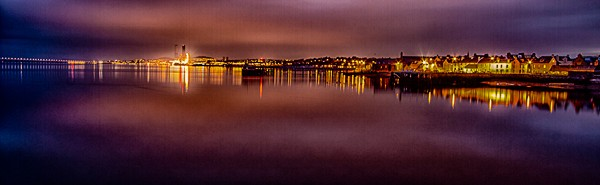 David Woods(View To Dundee From Broughty Ferry)A