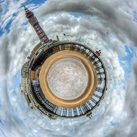 Mark Seton (All Around Blackpool's North Pier)
