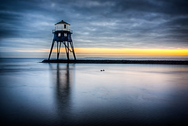 Mark Seton (Dovercourt Lighthouse at Sun Set) (2)