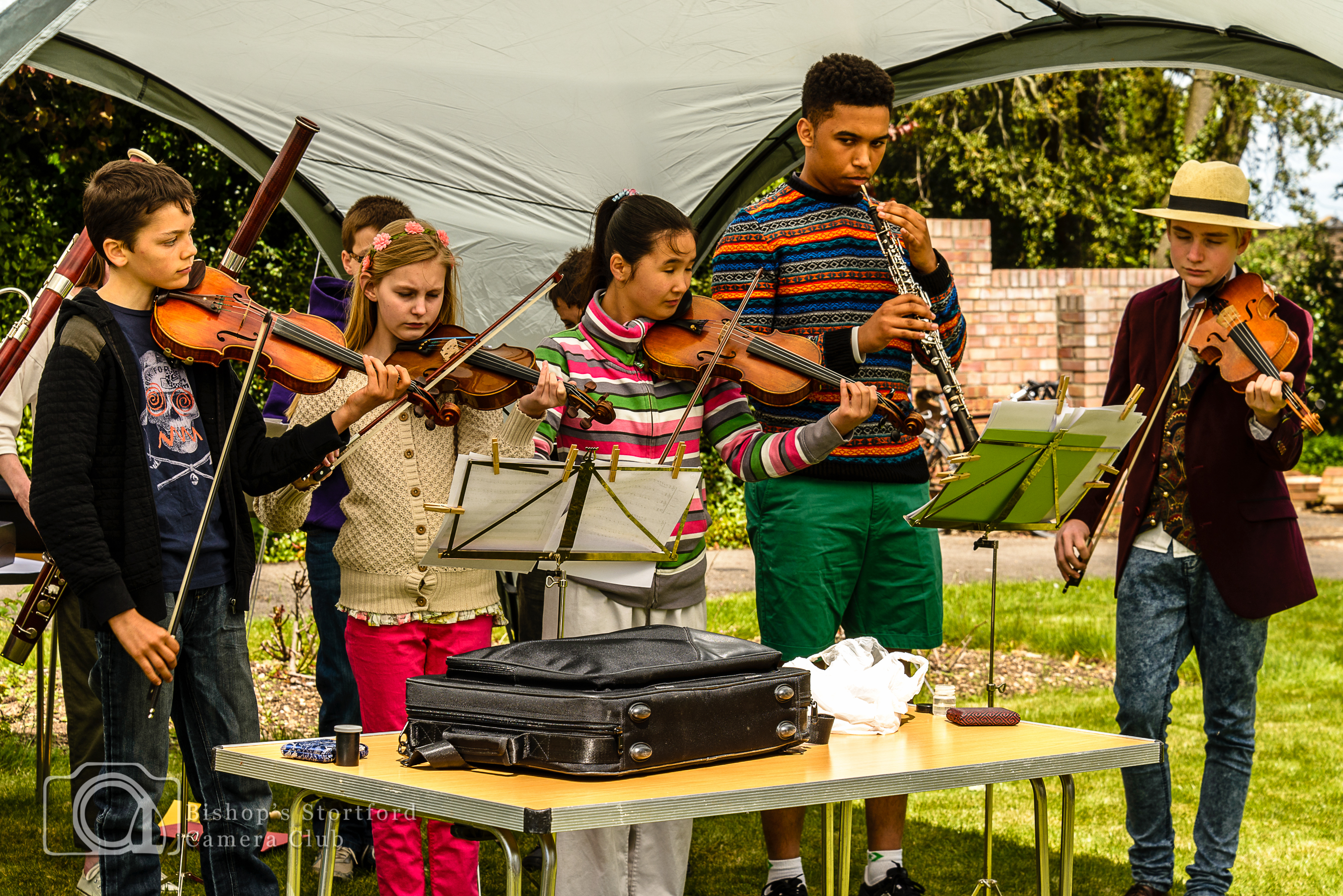 Music at the Fayre